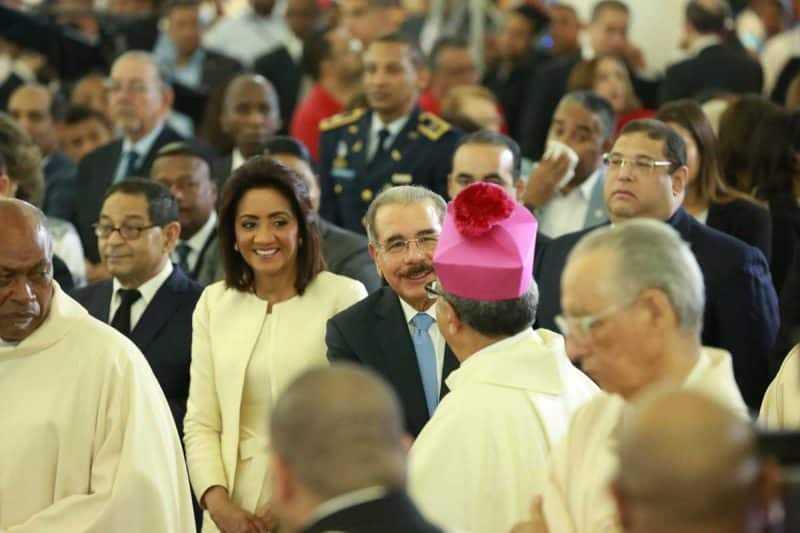 Medina asiste a ordenación episcopal nuevos obispos auxiliares