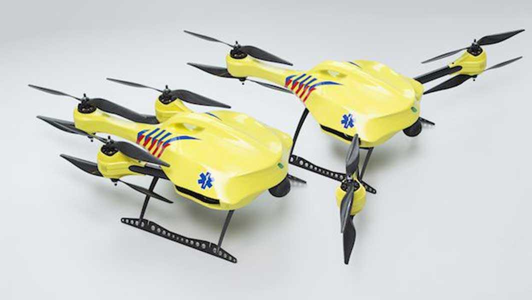 Dicen 911 en República Dominicana usará drones