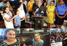 Hispana se refugia en iglesia Alto Manhattan para evitar deportación