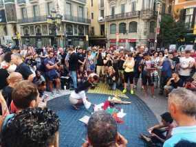 Dan de alta dominicana herida atentado Barcelona