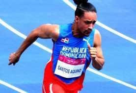 El medallista olímpico Luguelin Santos gana oro en Taipei