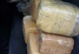 Ocupan en Santiago 5 paquetes de marihuana