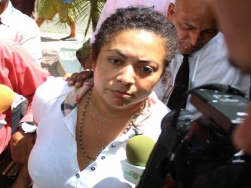 Marlin Martínez es destituida por el presidente Danilo Medina
