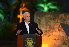 Lo que dijo hoy el vicepresidente de EEUU sobre Venezuela