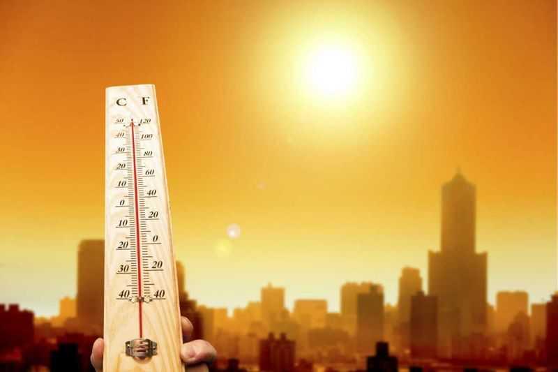 Residentes nordeste EE. UU.  sufren ola de calor