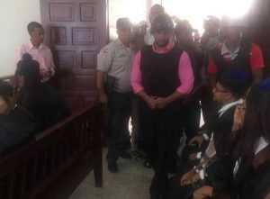 Prisión preventiva para profesor hirió fiscalizador Guayubín