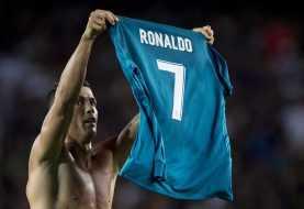 Ronaldo premiado como mejor delantero de Champions League
