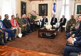 Danilo Medina pone en alerta máxima al gobierno ante huracán María