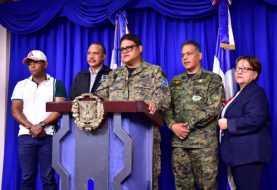 Autoridades dominicanas monitorean tormenta tropical María