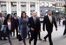 Danilo Medina llega a Nueva York para participar asamblea ONU