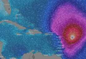 Un peligroso huracán Irma, avanza hacia islas del Caribe