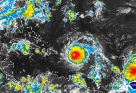 Huracán Irma provocará aguaceros moderados a fuertes