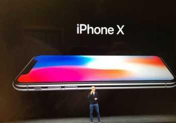 El nuevo iPhone X usará tu rostro para desbloquearse