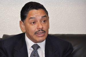 José Ricardo Taveras pide promueva pequeño Plan Marshall para Haití