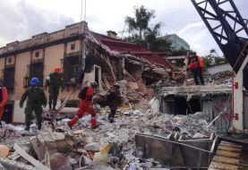 México: Piden no detener rescate de víctimas del sismo