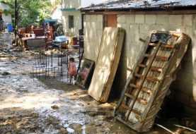 Levantan informe daños lluvias Santiago