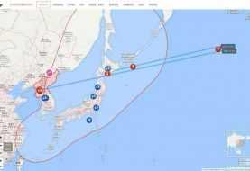 Corea del Norte lanza un misil que sobrevuela a Japón