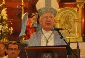 Monseñor Camilo aconseja devolver bienes robados
