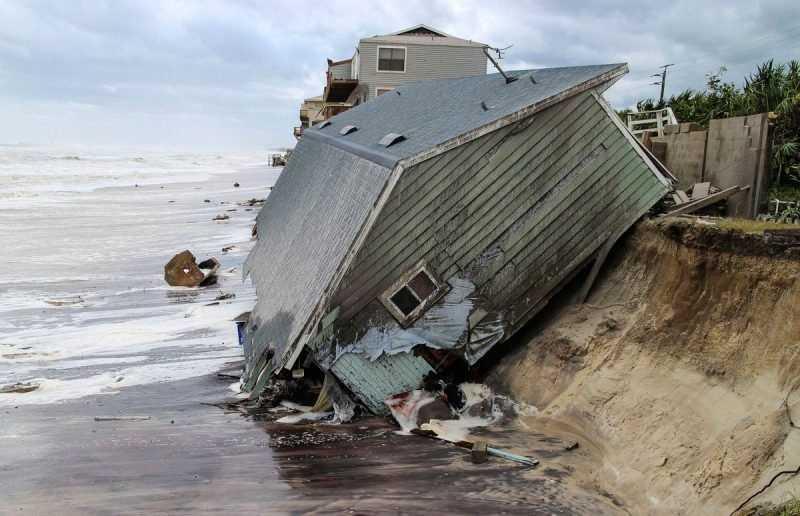 Irma deja al menos 10 muertos en Florida, Georgia y Carolina de Sur