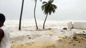 Daños y evacuaciones por huracán Irma