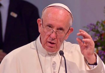 Papa Francisco preocupado por situación en Jerusalén