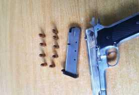 Encuentran pistola en poder de estudiante en Tenares