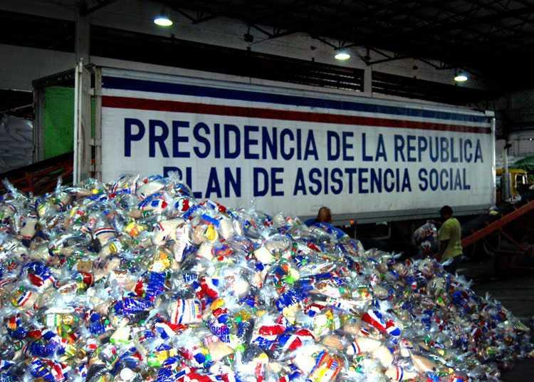 Plan Social culmina distribución de insumos a centros de acopio y gobernaciones
