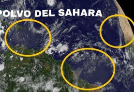 Por el polvo del Sahara disminuyen las lluvias