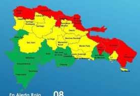 8 provincias en alerta roja ante huracán Irma; Gobierno toma medidas
