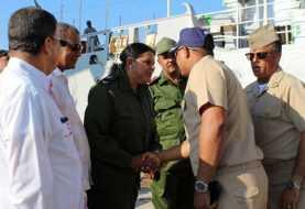 RD envía alimentos y materiales de construcción a Cuba