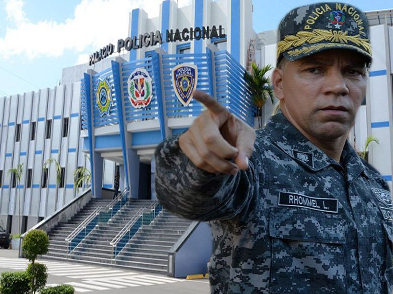 La Policía dice resolvió caso del general Rhommel López