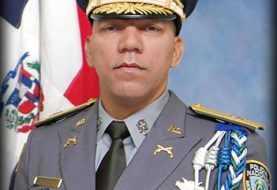 La Policía dice investiga robo casa general Rommel López