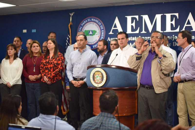 Puerto Rico declara estado de emergencia por María
