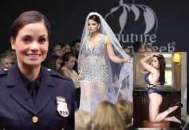 Samantha Sepúlveda la sexy y explosiva policía dominicana