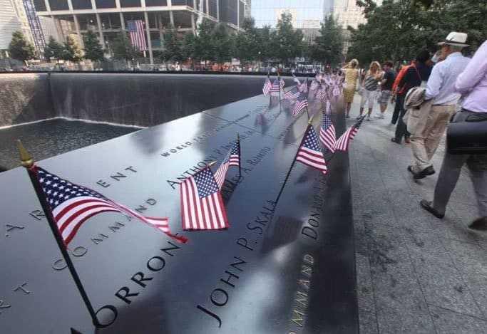 Trump encabeza actos recordatorios del 11 de septiembre
