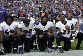 Jugadores NFL responden a los insultos del presidente Trump