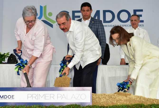 Construirán Centro Médico de Diabetes, Obesidad y Especialidades