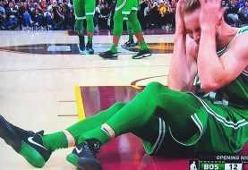 Espeluznante lesión de Gordon Hayward