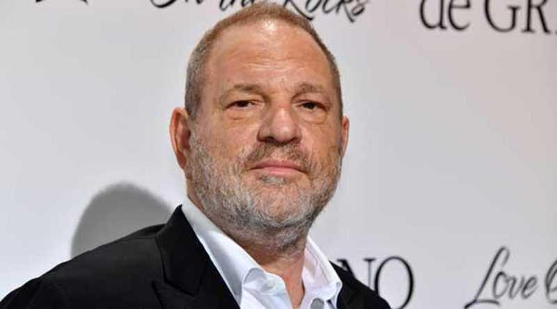 Policía de Los Ángeles investiga a Harvey Weinstein por violación