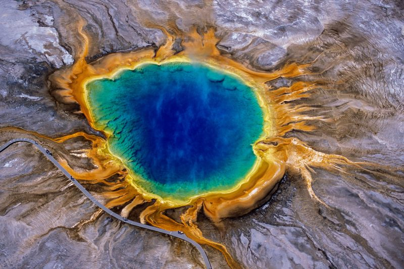 Supervolcán Yellowstone podría entrar en erupción más rápido de lo pensado