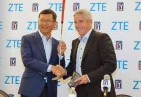ZTE se convierte en el primer smartphone oficial de PGA TOUR