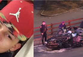Adolescente dominicano muere en accidente a alta velocidad