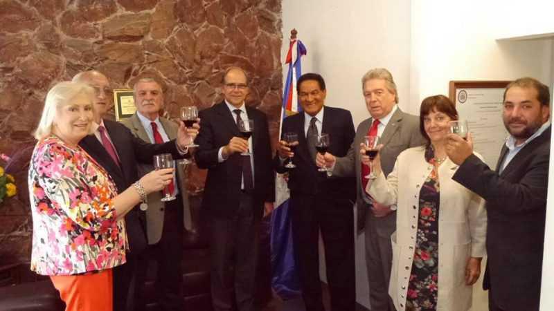 Conforman primera Cámara de Comercio Uruguaya-Dominicana