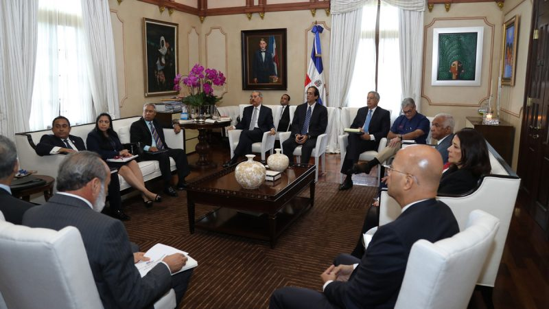 Danilo Medina da seguimiento a avances Ciudad Juan Bosch