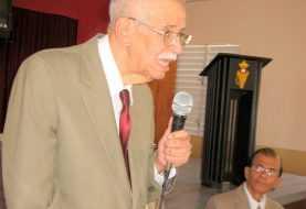 Cremarán restos doctor Cantisano Arias