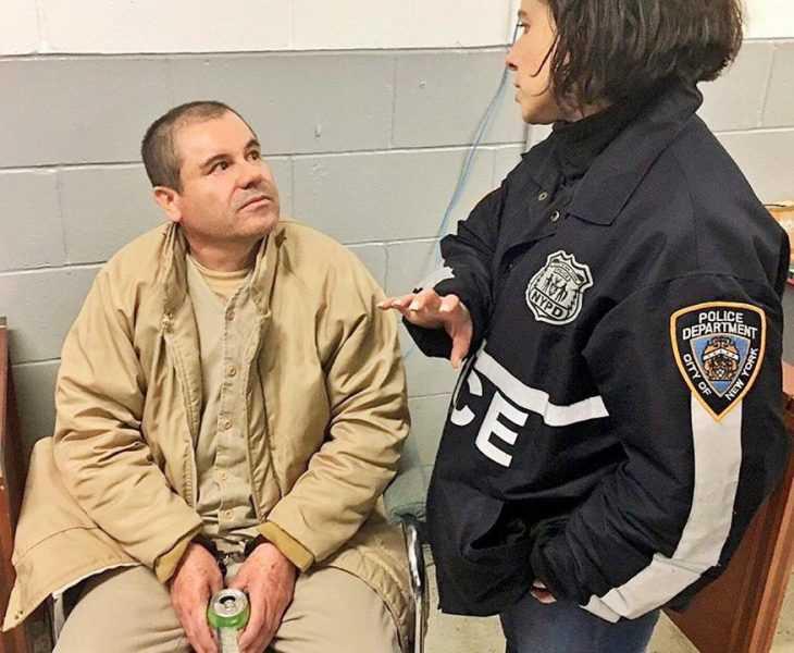 El Chapo Guzmán enfrenta 11 acusaciones