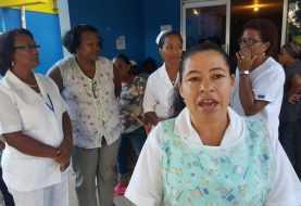 Enfermeras paralizarán servicios emergencia hospital Tamboril