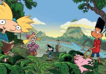 Arnold y la tripulación están de vuelta en Nickelodeon Hey Arnold !
