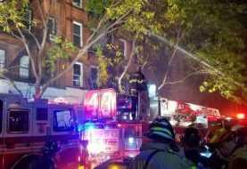 Incendio en Brooklyn deja 14 personas heridas, incluyendo 4 bomberos