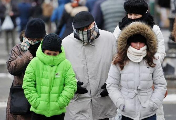 Pronostican un frío ártico para próximo invierno EEUU